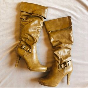Shoes - Vegan Leather Boots